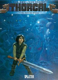 Cover Thumbnail for Thorgal (Splitter Verlag, 2011 series) #7 - Der Sohn der Sterne