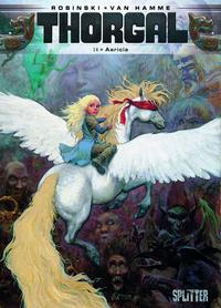 Cover Thumbnail for Thorgal (Splitter Verlag, 2011 series) #14 - Aaricia