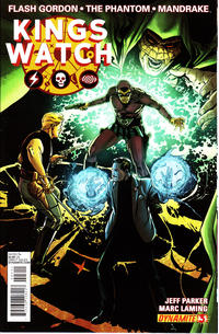 Cover Thumbnail for Kings Watch (Dynamite Entertainment, 2013 series) #3