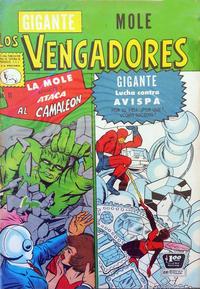 Cover Thumbnail for Los Vengadores (Editora de Periódicos La Prensa S.C.L., 1965 series) #11