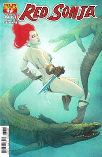 Cover Thumbnail for Red Sonja (Dynamite Entertainment, 2013 series) #7