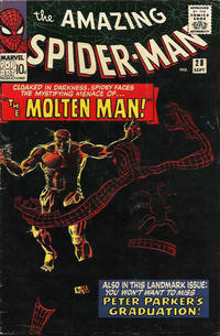 Cover Thumbnail for The Amazing Spider-Man (Marvel, 1963 series) #28 [British]
