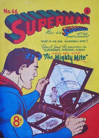 Cover Thumbnail for Superman (K. G. Murray, 1947 series) #66