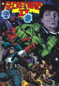 Cover Thumbnail for Secret Wars II Omnibus (Marvel, 2009 series)