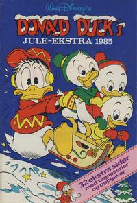 Cover Thumbnail for Donald Duck & Co Ekstra [Bilag til Donald Duck & Co] (Hjemmet / Egmont, 1985 series) #jul 1985