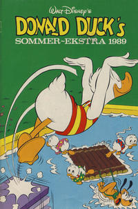 Cover Thumbnail for Donald Duck & Co Ekstra [Bilag til Donald Duck & Co] (Hjemmet / Egmont, 1985 series) #sommer 1989