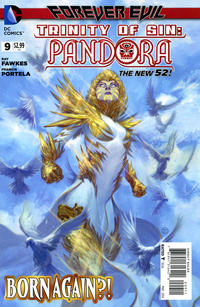 Cover Thumbnail for Trinity of Sin: Pandora (DC, 2013 series) #9