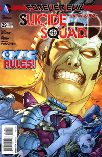 Cover Thumbnail for Suicide Squad (DC, 2011 series) #29