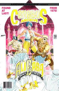 Cover Thumbnail for Cerebus Archive (Aardvark-Vanaheim, 2009 series) #10