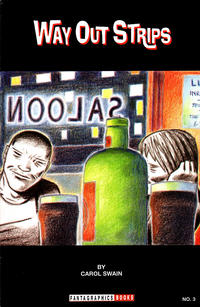 Cover Thumbnail for Way Out Strips (Fantagraphics, 1994 series) #3