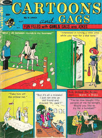 Cover Thumbnail for Cartoons and Gags (Marvel, 1959 series) #v20#3