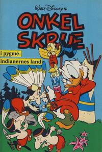 Cover Thumbnail for Onkel Skrue i pygmé-indianernes land [Bilag til Donald Duck & Co] (Hjemmet / Egmont, 1991 series)