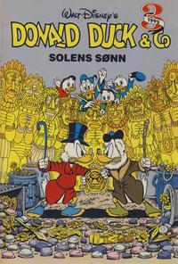 Cover Thumbnail for Donald Duck & Co Ekstra [Bilag til Donald Duck & Co] (Hjemmet / Egmont, 1985 series) #3/1992
