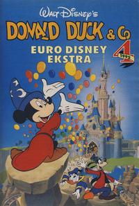 Cover Thumbnail for Donald Duck & Co Ekstra [Bilag til Donald Duck & Co] (Hjemmet / Egmont, 1985 series) #4/1992