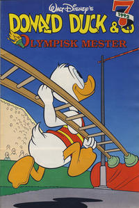 Cover Thumbnail for Donald Duck & Co Ekstra [Bilag til Donald Duck & Co] (Hjemmet / Egmont, 1985 series) #7/1992