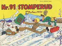 Cover Thumbnail for Nr. 91 Stomperud (Ernst G. Mortensen, 1938 series) #1971