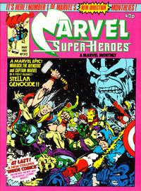 Cover Thumbnail for Marvel Superheroes [Marvel Super-Heroes] (Marvel UK, 1979 series) #373