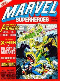 Cover Thumbnail for Marvel Superheroes [Marvel Super-Heroes] (Marvel UK, 1979 series) #358