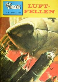 Cover Thumbnail for På Vingene (Serieforlaget / Se-Bladene / Stabenfeldt, 1963 series) #2/1967