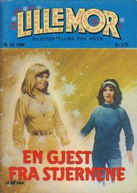 Cover Thumbnail for Lillemor (Serieforlaget / Se-Bladene / Stabenfeldt, 1969 series) #16/1980