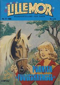 Cover Thumbnail for Lillemor (Serieforlaget / Se-Bladene / Stabenfeldt, 1969 series) #17/1980
