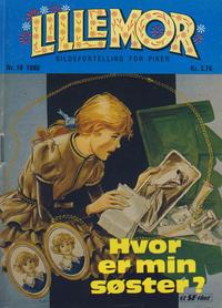Cover Thumbnail for Lillemor (Serieforlaget / Se-Bladene / Stabenfeldt, 1969 series) #19/1980