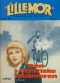 Cover Thumbnail for Lillemor (Serieforlaget / Se-Bladene / Stabenfeldt, 1969 series) #21/1980