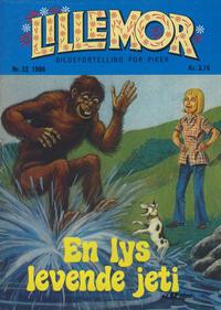 Cover Thumbnail for Lillemor (Serieforlaget / Se-Bladene / Stabenfeldt, 1969 series) #22/1980