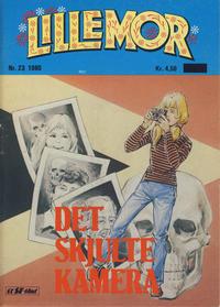 Cover Thumbnail for Lillemor (Serieforlaget / Se-Bladene / Stabenfeldt, 1969 series) #23/1980