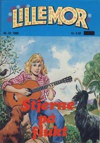 Cover Thumbnail for Lillemor (Serieforlaget / Se-Bladene / Stabenfeldt, 1969 series) #24/1980