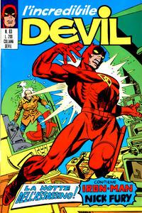 Cover Thumbnail for L'Incredibile Devil (Editoriale Corno, 1970 series) #83