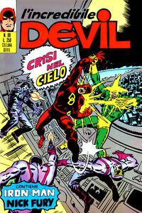 Cover Thumbnail for L'Incredibile Devil (Editoriale Corno, 1970 series) #88