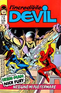 Cover Thumbnail for L'Incredibile Devil (Editoriale Corno, 1970 series) #93