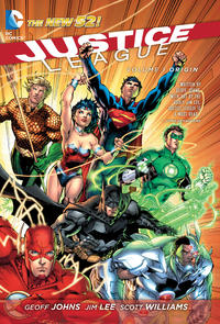 Cover Thumbnail for Justice League (DC, 2012 series) #1 - Origin