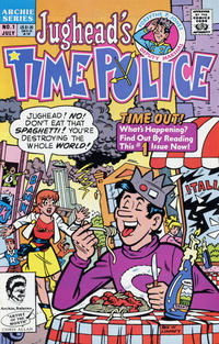 Cover Thumbnail for Jughead's Time Police (Archie, 1990 series) #1