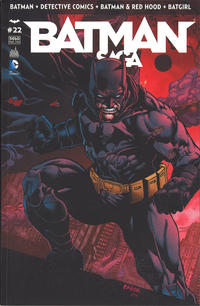 Cover Thumbnail for Batman Saga (Urban Comics, 2012 series) #22