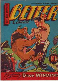 Cover Thumbnail for Better Comics (Maple Leaf Publishing, 1941 series) #v3#3
