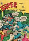Cover Thumbnail for Super Adventure Comic (1950 series) #105 [Australian]
