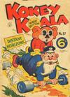 Cover for Kokey Koala (Elmsdale, 1947 series) #37