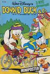 Cover for Donald Duck & Co (Hjemmet / Egmont, 1948 series) #37/1987