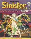 Cover for Sinister Tales (Alan Class, 1964 series) #152