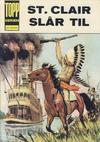 Cover for Topp Serien (Illustrerte Klassikere / Williams Forlag, 1964 series) #10