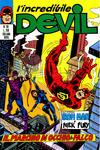 Cover for L'Incredibile Devil (Editoriale Corno, 1970 series) #99