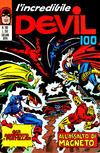 Cover for L'Incredibile Devil (Editoriale Corno, 1970 series) #100