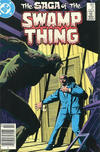Cover Thumbnail for The Saga of Swamp Thing (1982 series) #21 [Canadian newsstand]