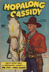 Cover for Hopalong Cassidy (Export Publishing, 1949 series) #18