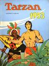Cover for Tarzan julehefte (Hjemmet / Egmont, 1947 series) #1953