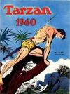 Cover for Tarzan julehefte (Hjemmet / Egmont, 1947 series) #1960