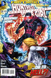 Cover for Worlds' Finest (DC, 2012 series) #21