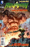 Cover for Aquaman (DC, 2011 series) #29